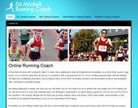 Ed Mitchell Running Coach
