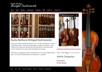 Santa Barbara Stringed Instruments