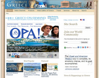 Celebrate Greece - Largest Greek Website in the USA